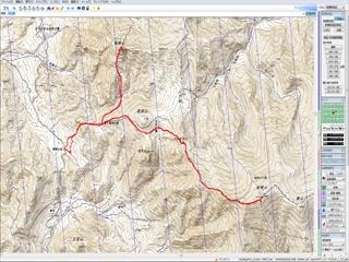 地形図とトラックデータ1_R