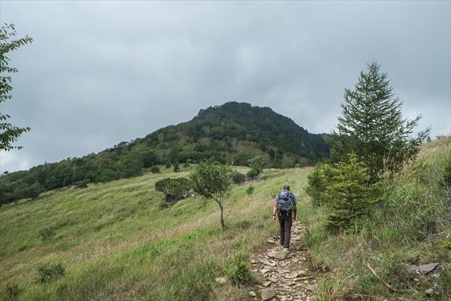 山梨県の人気の山 乾徳山