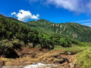 北海道 富良野岳